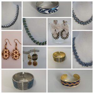 Pakketten juwelen