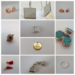 Onderdelen juwelen