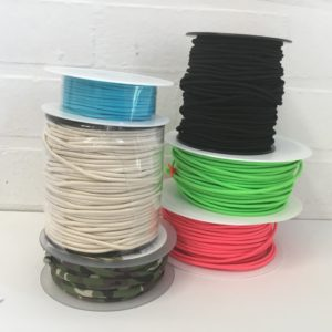 Elastiek en elastische koorden,biaisband ,lint